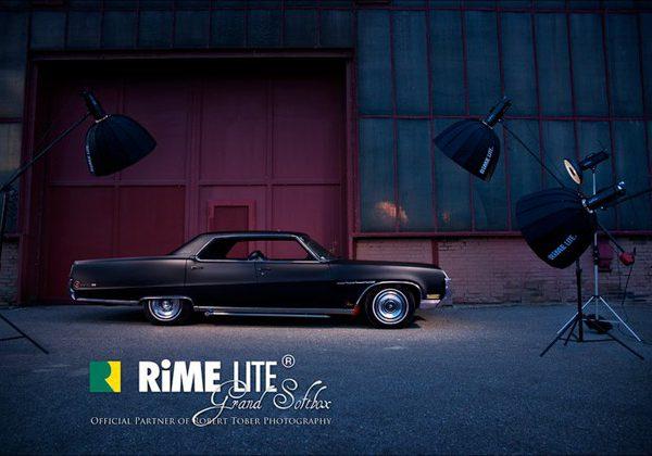 RIME LITE XB Prime 3 300W/s Studioblitzleuchte-352