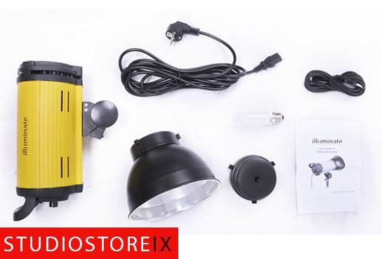 Illuminate SD Studioblitzleuchte 250Ws - 1000Ws-573