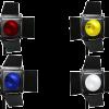 Illuminate Universal Abschirmklappen/ Waben/ Farbfilterset-66
