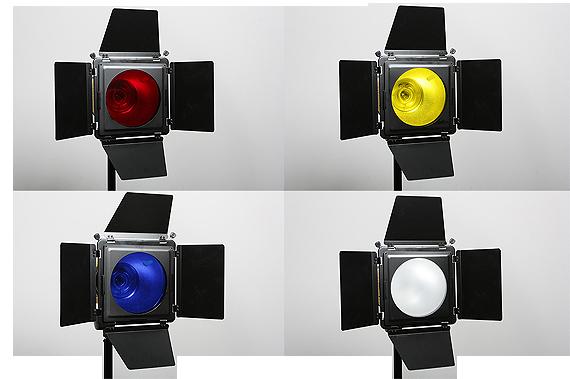 Lichtformer & Vorsätze