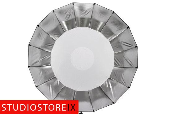 Illuminate PRO Parabolic 16-Winkel Softbox Ø120CM / 50cm deep, BOWENS, Rime Lite, Walimex -249
