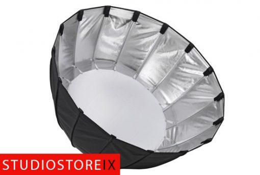 Illuminate PRO Parabolic 16-Winkel Softbox Ø120CM / 50cm deep, BOWENS, Rime Lite, Walimex -248