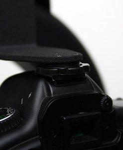 Illuminate Ringleuchte + Kamerahalterung / 22W 21CM-127
