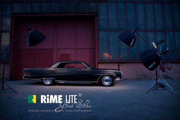 RIME LITE XB Prime 12 1200W/s Studioblitzleuchte-277