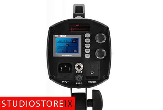 RIME LITE XB Prime 12 1200W/s Studioblitzleuchte-276
