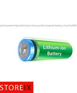 RIME LITE i.4 (400w/s) integrierter Iithium-ion Akku Studioblitzleuchte-410
