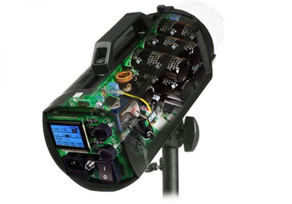 RIME LITE XB Prime Studioblitzleuchte 300Ws - 1200Ws-499